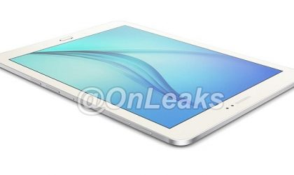 Alleged Samsung Galaxy Tab S2 Press Render Leaks Showing Possible Design