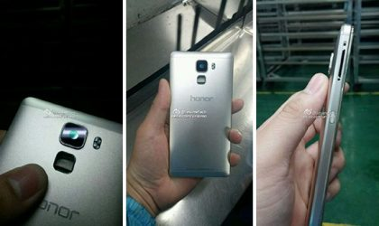 Huawei Honor 7 with Metal Design to go official in June