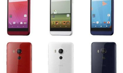 HTC J Butterfly HTV31 with Snapdragon 810 SoC Launched in Japan