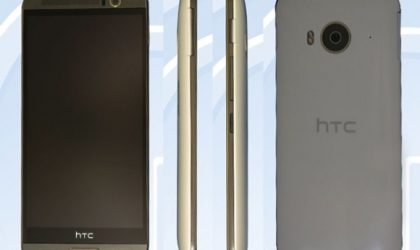 M9e: Plastic Variant of HTC One M9+ Spotted at TENNA