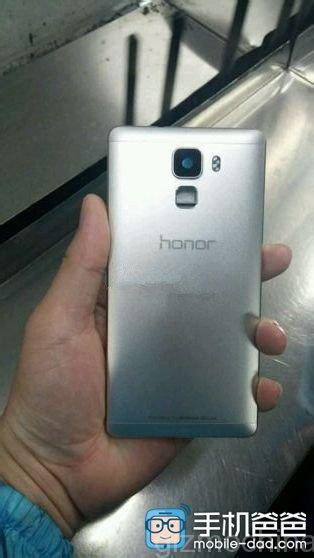 Huawei Honor 7 Plus Details Leak via Image and Specs