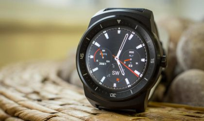 AT&T Online Store sells the LG G Watch R for only $99