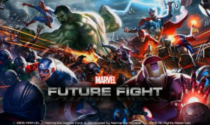 Enjoyed Avengers: Age of Ultrons? Check out what Netmarble has in store for you