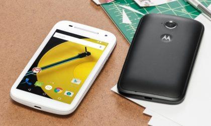Moto E (Gen 2) Receives Android 5.1 Lollipop Update