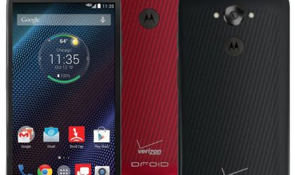 Motorola Droid Turbo receives a price cut, starts from $500 off contract