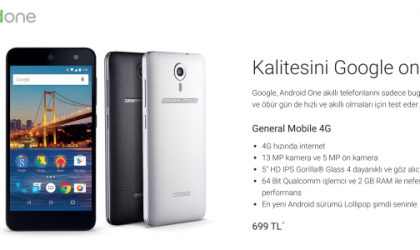Google and General Mobile team up to introduce Android One in Turkey