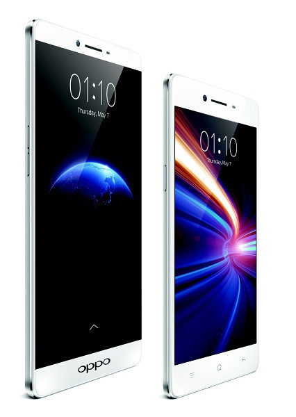 oppo r7 and r7 plus render