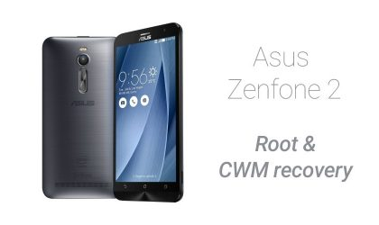 How to Root Asus Zenfone 2 with CWM Recovery and SuperSU