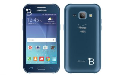 Verizon branded Samsung Galaxy J1 spotted, could be coming soon