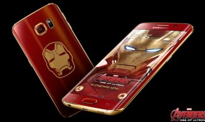 Samsung Galaxy S6 Edge Iron Man limited edition smartphone launched, Sale debuts on May 27