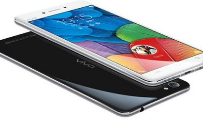 Vivo X5Pro with IRIS Recognition Announced in China for 2598 Yuan