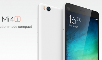 Xiaomi Mi 4i to Launch in Malaysia on May 21
