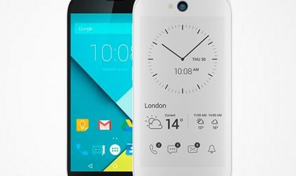 YotaPhone 2 gets white color, price drop and Lollipop update with E-Ink interface enhancements, coming to US this month