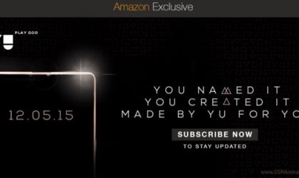 Video Teasers of Yu Yuphoria Live, Hint at Superior Build and Speaker Quality