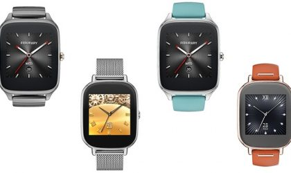 Asus ZenWatch 2 with New Design and Enhanced Features Launched at Computex