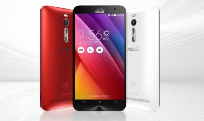 Asus Zenfone 2 receiving OTA update, v2.18.40.12 for ZE551ML while v2.18.40.7 for ZE550ML