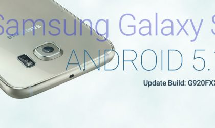 Galaxy S6 Android 5.1 Update G920FXXU2BOFJ, and Downgrade and Root trick!