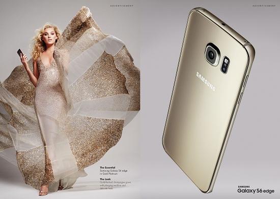 Galaxy S6 edge Vogue