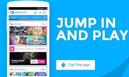 Cyanogen and Playphone Tie-Up to Include Social Game Store in CyanogenMod OS