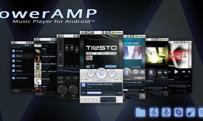 Download PowerAMP APK with Android M Support