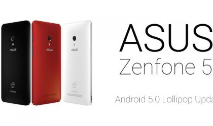 How to Update Asus Zenfone 5 to Lollipop update v3.23.40.52 yourself
