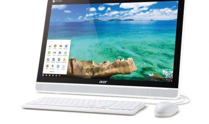 Acer Chromebase all-in-one to go on sale in June for $329, touch screen model coming in July