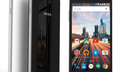 ARCHOS 50 Helium Plus and 55 Helium Plus to Release in U.K. in July