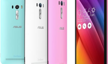Asus ZenFone Selfie with Dual 13 MP Cameras Unveiled at Computex