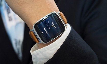 Asus ZenWatch Available for a Price of $150 After Discount