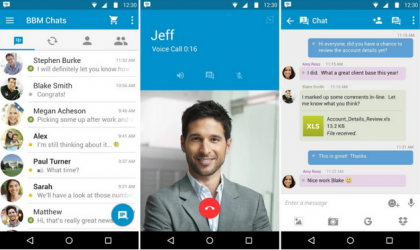 BBM receives update bringing Material Design changes and security features
