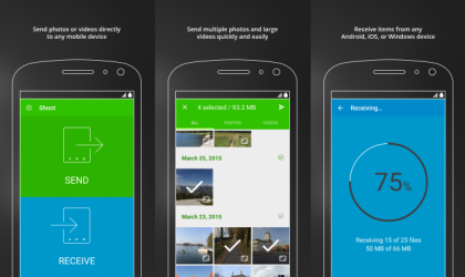 BitTorrent Shoot app lets you securely share large files across devices