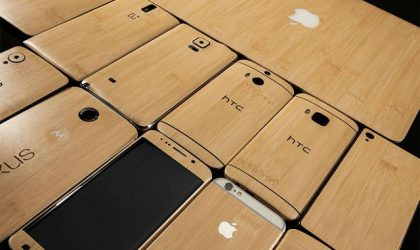 dbrand unveils bamboo skin for devices, offers 25% discount on all products