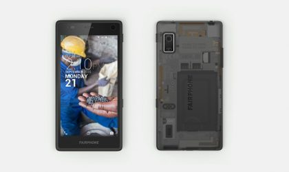 Fairphone 2 smartphone with modular design unveiled, to release this fall
