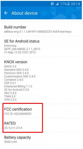 Samsung Galaxy A8 appears on FCC tipping imminent launch