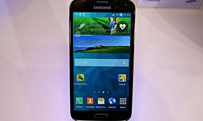 Samsung Galaxy S5 Neo reportedly listed for pre-order for $490