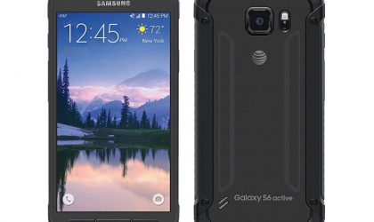 Official Samsung Website Lists Galaxy S6 Active Tipping Imminent Launch