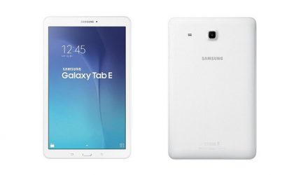 Samsung Galaxy Tab E with a low-end spec sheet launched for $225