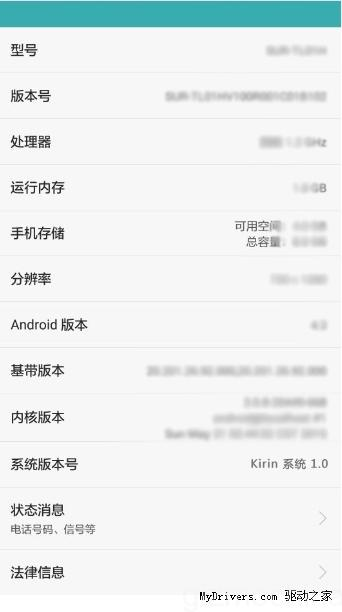 Huawei Prepping Kirin OS, Likely to Debut on Honor 7 this Month