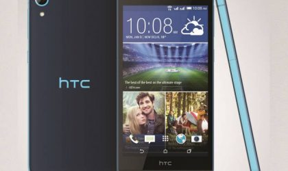 HTC Desire 826 Dual SIM Released in India for Rs 26,900
