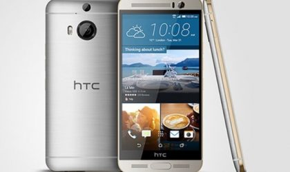 HTC One M9+ to go on sale in Europe in mid-July