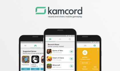 You Can Record Mobile Game Videos on your Android Devices and Share with Kamcord