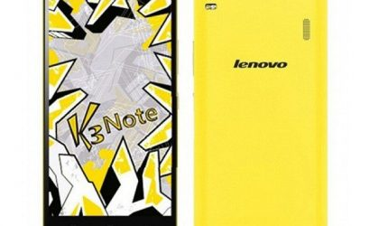 Lenovo K3 Note with 4G LTE Goes Official in India for Rs 9,999