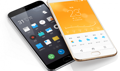 Meizu MX5 with metal jacket and 20 MP camera unveiled