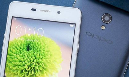 Oppo Joy 3 with low-end specs announced officially