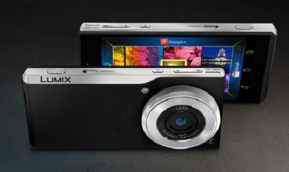 Panasonic Lumix CM1 cameraphone listed for pre-order in U.S. for $999
