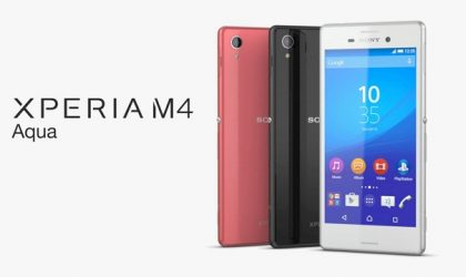 Sony Xperia M4 Aqua up for sale in Canada for $230