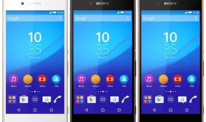 Sony Xperia Z3+ Launched in India for Rs 55,900
