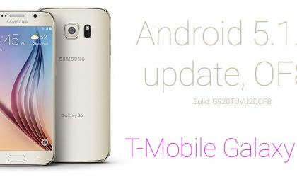 T-Mobile Galaxy S6 receives another Android 5.1.1 OTA update, build G920TUVU2DOF8