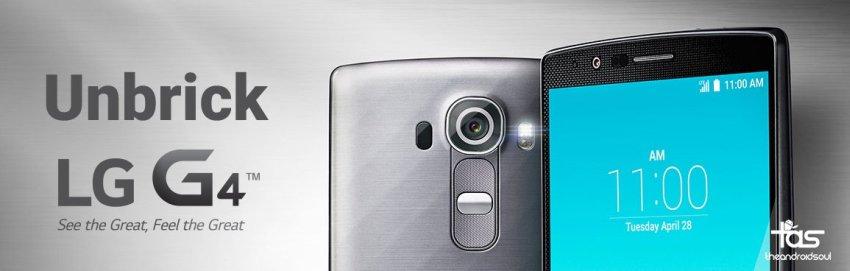 GUIDA] - [LG G4/H815] Unbrick Qualcomm 9008 con QFIL | Forum Android
