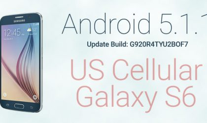 US Cellular Galaxy S6 Android 5.1 Update, plus Downgrade and Root trick!
